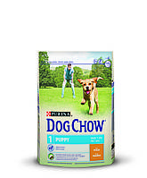 [ Корм для цуценят Dog Chow Puppy з куркою 2,5 кг ] Сухий корм Дог Чау  віком до 1 року