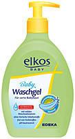"""Детский гель для купания """"Elkos Baby Waschgel"""" Елкос 500 мл"""