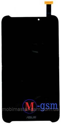 Дисплейный модуль Asus ME560CG Fonepad Note FHD 6 черный с рамкой, фото 2