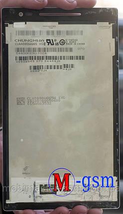 Дисплейный модуль Asus ZenPad 8.0 Z380C / Z380KL белый, фото 2