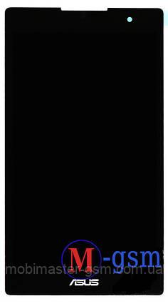 Дисплейный модуль Asus ZenPad Z170CG, C 7.0 Z170C,  P01Y  черный, фото 2