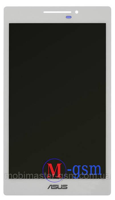 Дисплейный модуль Asus ZenPad C 7.0 Z370 белый