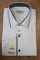 Мужская рубашка с коротким рукавом Nens Slim