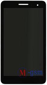 LCD модуль Huawei MediaPad T1-701U черный