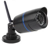 Беспроводная WI-FI 720 P IP-камера HD 1.0MP Водонепроницаемая P2P ONVIF CCTV Security датчик движения, ночное