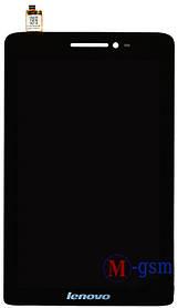 Дисплейный модуль Lenovo S5000 черный