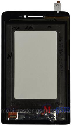 Дисплейный модуль Lenovo S5000 черный, фото 2
