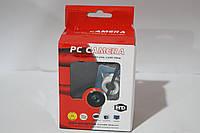 HD PC Web camera USB на прищепке, фото 1