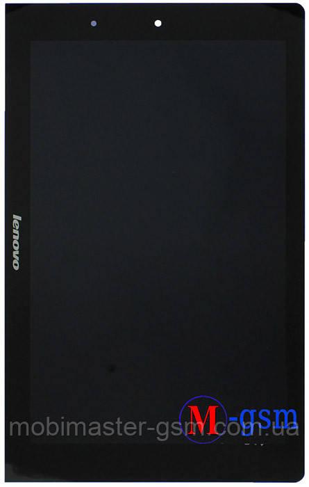 Дисплейный модуль Lenovo B8080 черный