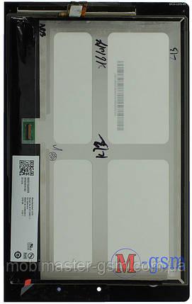 Дисплейный модуль Lenovo B8080 черный, фото 2