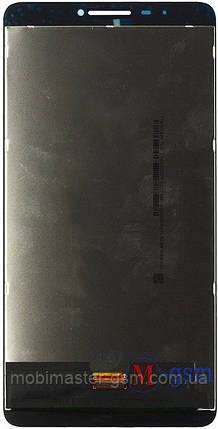 Дисплейный модуль Lenovo Phab PB1-750M черный, фото 2