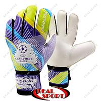 Перчатки вратарские FB-0037 Champions League