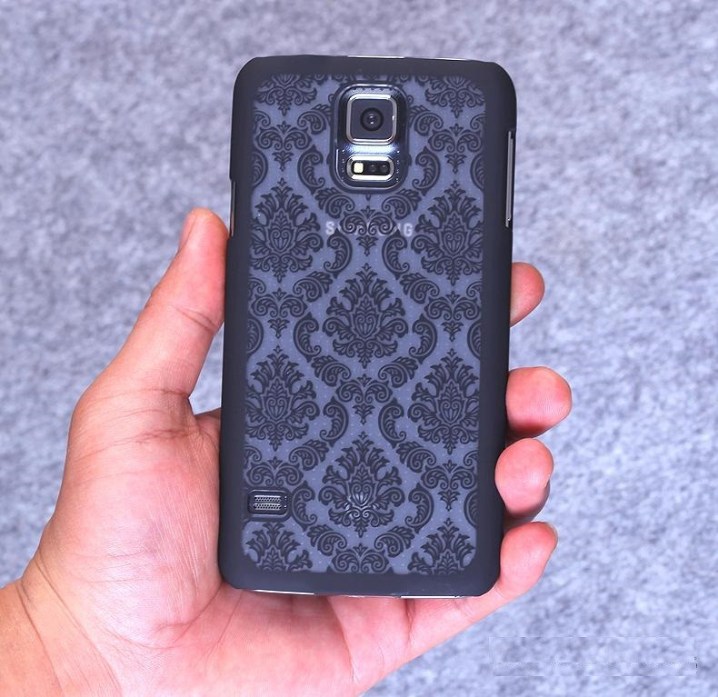 Чехол для Samung Galaxy S5 Damask