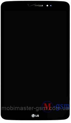 Дисплейный модуль LG G Pad V500 wi-fi  черный, фото 2