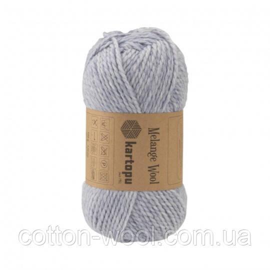 Kartopu Melange Wool (Меланж вул) 00632