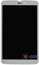 Дисплейный модуль LG G Pad V500 (3g версия) белый