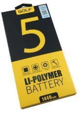Аккумулятор для iPhone 5 1440mAh Golf