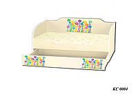 Кровать детская серия Kinder-Cool