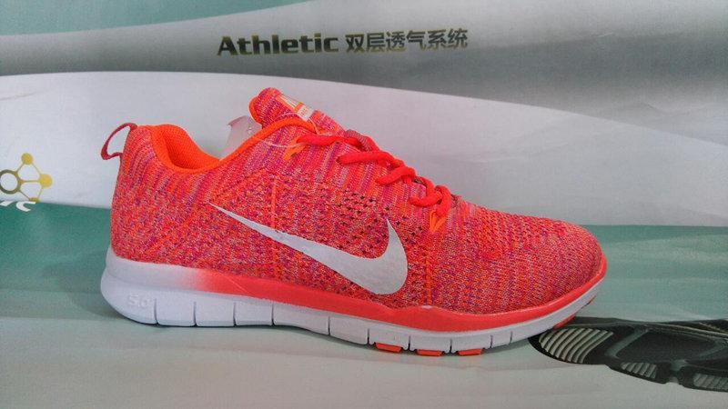 Женские повседневные кроссовки Nike Free Run 5.0 Flyknit Multi-color -  Интернет-магазин