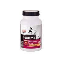 Пробиотики для собак 60 капсул НУТРИ-ВЕТ / Probiotics Nutri-Vet