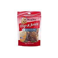 Связки и суставы филе курицы с хондроитином и глюкозамином для собак 50 г НУТРИ-ВЕТ / Hip&Joint Nutri-Vet