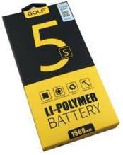 Аккумулятор для iPhone 5s 1560mAh Golf