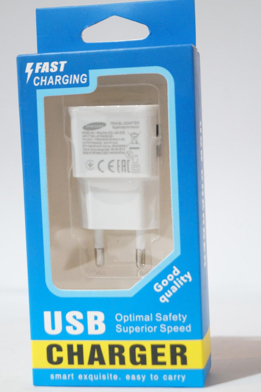 Fast charging зарядное устройство  2 в 1 lдля электроники