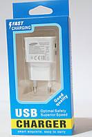 Fast charging зарядное устройство  2 в 1 lдля электроники, фото 1