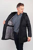 Куртка (пуховик) мужская зимняя №225KF089 (Черный)