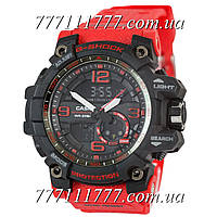 Часы мужские наручные Casio G-Shock GG-1000 Black-Red Wristband