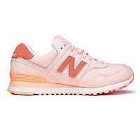 Кроссовки New Balance WL 574 Pink