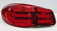 Volkswagen Tiguan оптика задняя альтернативная LED светодиодная