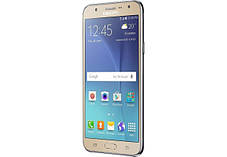 Смартфон Samsung Galaxy J7 SM-J700H Gold, фото 2