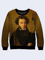 Свитшот Пушкин портрет (Размер XL)
