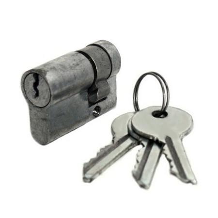 Цилиндр Тандем МЦ-1 3 ключа