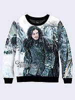 Свитшот Jon Snow (Размер М)