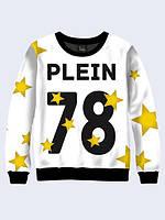 Свитшот Plein 78 звёзды (Размер M)