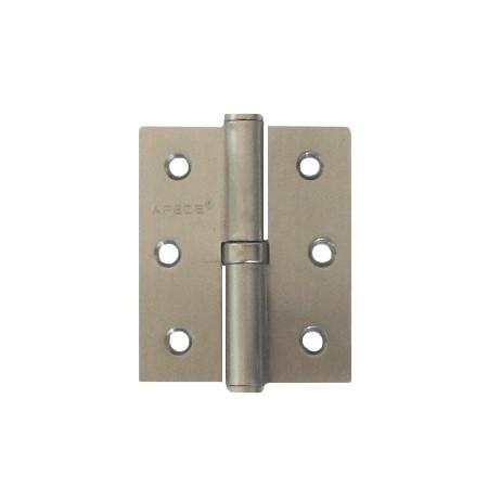 Петлі дверні Apecs 75*62-B-AB-L