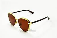 Модные солнцезащитные женские очки DIOR
