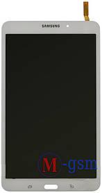 Дисплейный модуль Samsung T330 Galaxy Tab 4 8.0 (wi-fi version) белый