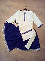 """Очень красивый комплект платьев """"мама+дочка"""" Код:303007495"""