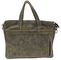 Мужская сумка для ценителей красоты, практичности и универсальности