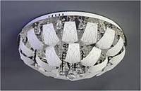 ЛЮСТРА Светодиодная с пультом управления  Sirius B 0411/9 RBP,Ø600 9XE14X60W