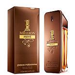 PACO RABANNE 1 MILLION PRIVE EDP 100 ml TESTER парфум мужской (оригинал подлинник  Франция), фото 3