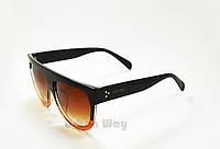 Женские солнцезащитные очки, ультрамодная маска Селин