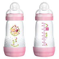 MAM Flasche Anti-Colic 260ml, Größe 1, 0-6 Monate - Антиколиковая бутылочка для кормления 0-6 месяцев, 260 мл