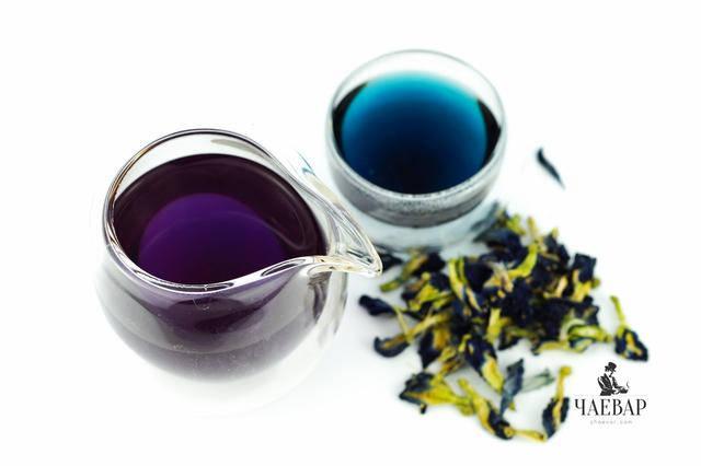Большое обновление чая: пуэры, улуны, красные, зеленые, синий чай, травы.