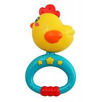 Погремушка Baby Mix PL-405776- 10 Цыпленок