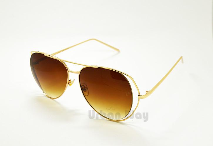 a3f77c82f27e Женские солнцезащитные очки Linda Farrow модные капли  продажа, цена ...