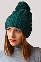 Практичная зимняя шапка